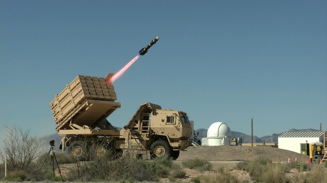 Army Rolls Out Missile Defense Framework To Counter