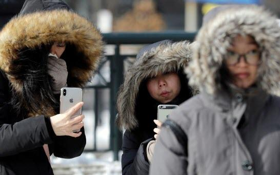 Deep Freeze: Dangerously Cold Record Low Temps To Hit ...