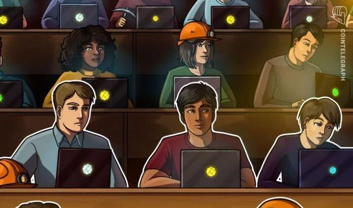 Free' Money: How Students Mine Cryptocurrency In Their Dorm Rooms