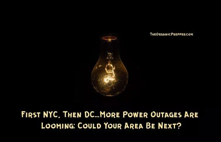 First NYC, Then DC    More Power Outages Are Looming: Could