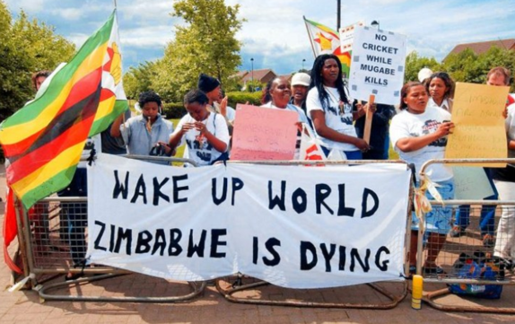Economic Collapse Imminent: Zimbabwe At 'Tipping Point' With