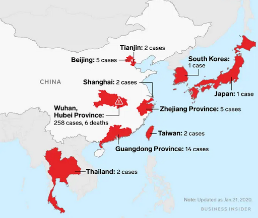 Coronavirus First Case In China: CDC Confirms Coronavirus Case In Seattle, Expects More