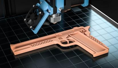 They're Back! 3D-Printed Guns Are Unstoppable And Here To Stay