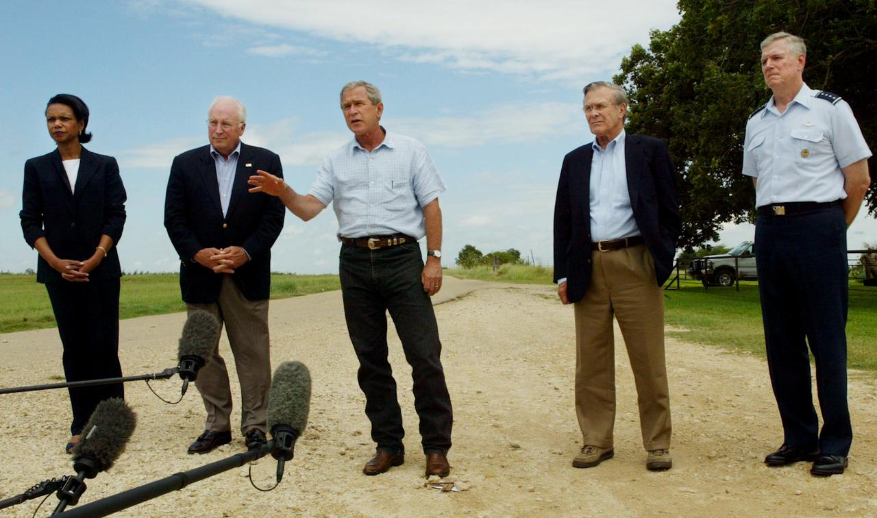 Bush Iraq Policy Summarized By Donald >> 16 Years After Iraq The Us Has Become A Nation Of Passive Neocons