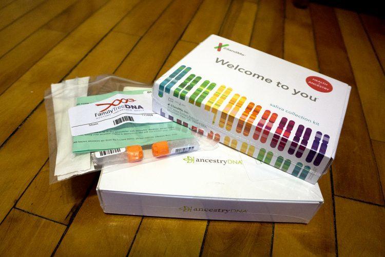Ancestry Test Kit
