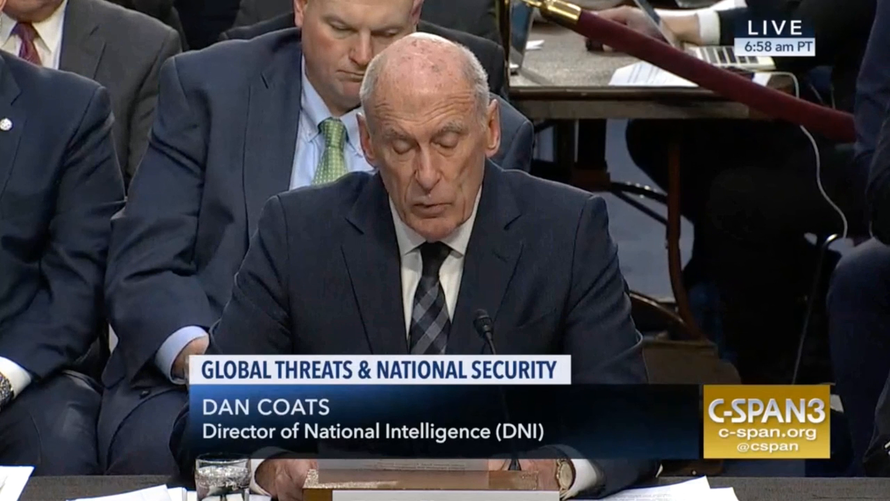 No CNN    The US Intelligence Chief Actually Vindicated Trump's