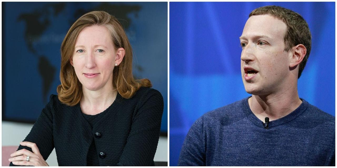 She Wrote The Patriot Act  Her Next Job Is With Facebook   Zero Hedge