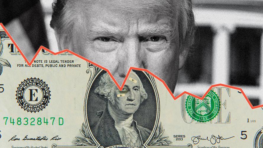Трамп призывает ФРС снизить ставки и запустить QE, чтобы противостоять «сильному» доллару