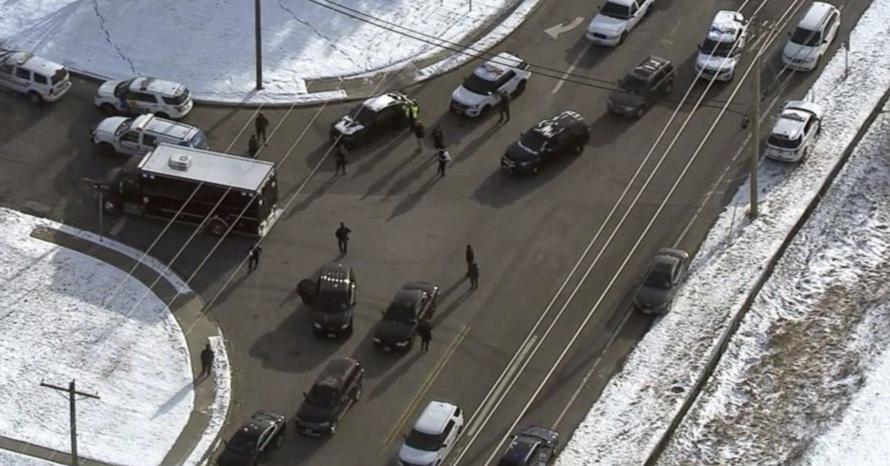Hostage Situation Reported At New Jersey UPS Facility | Zero Hedge