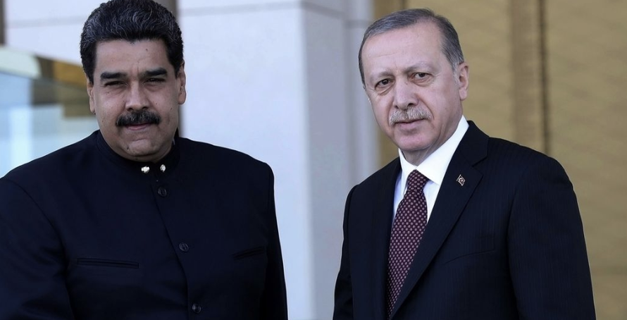 Mysterious Turkish Company Helped Maduro Sell $900 Million In Gold
