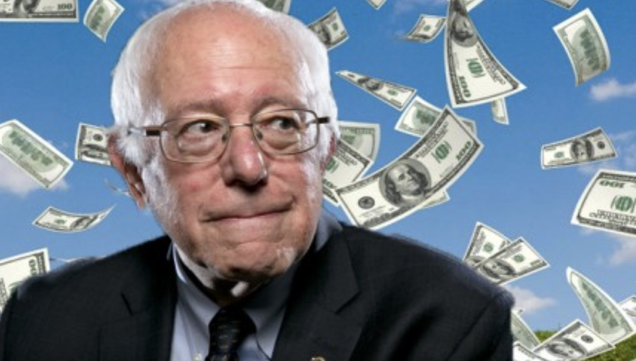 Bernie Sanders Raised $6 Million In One Day After Launching ...
