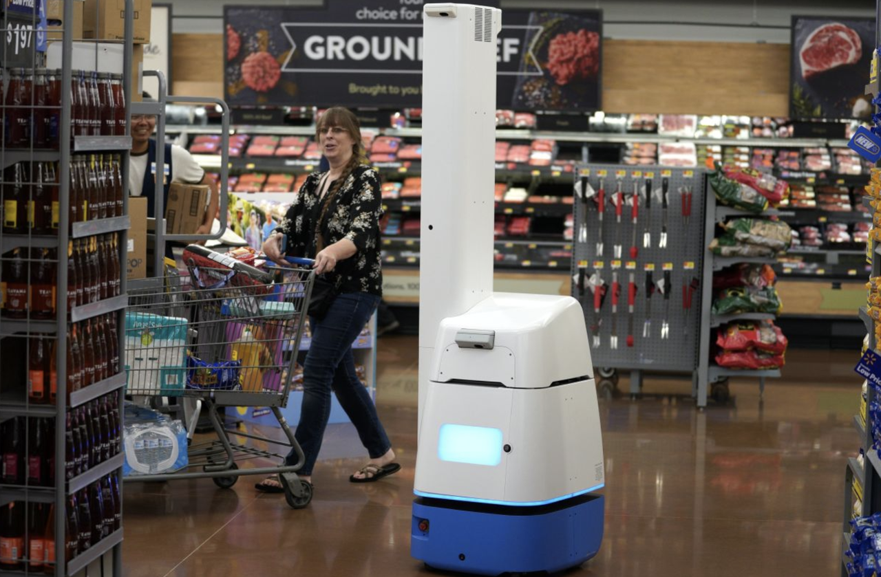 53c5bcf056e50d Wal-Mart Is Rolling Out The Robots After Raising Minimum Wage