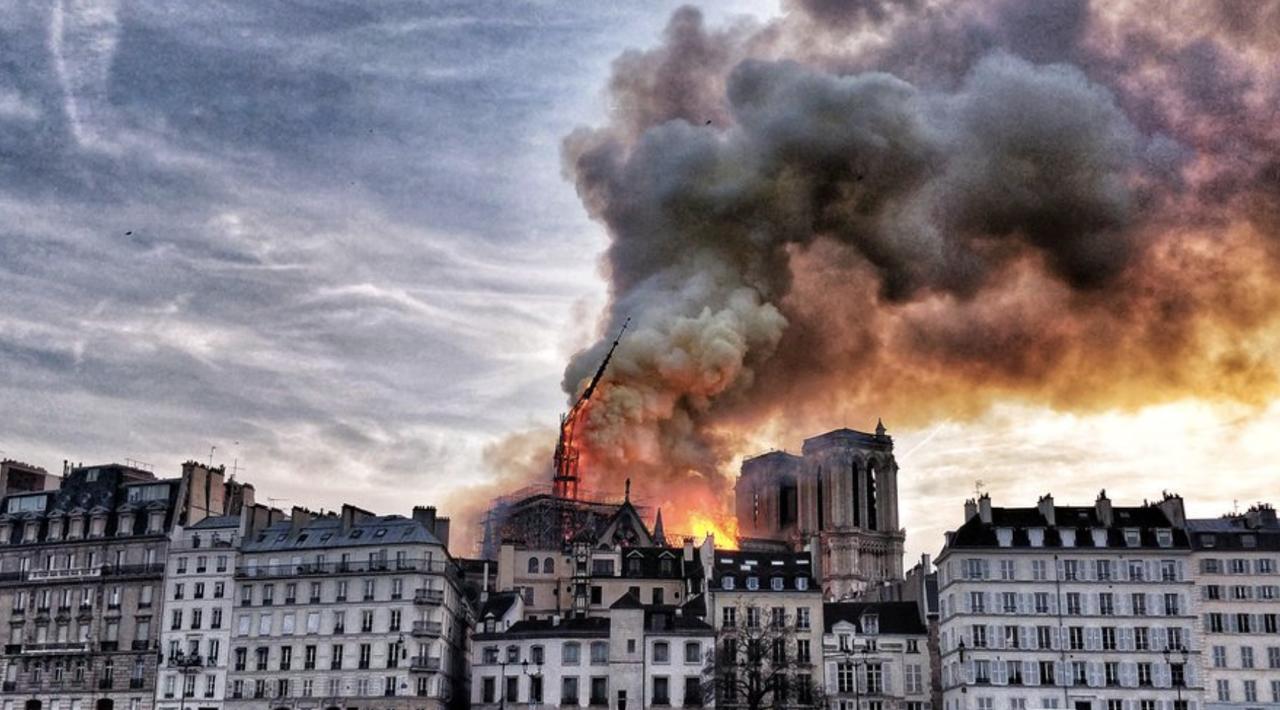 Paris Is Beheaded