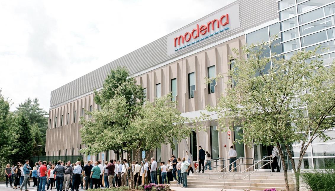اعتمدت الشركة في تطوير لقاح mRNA-1273 على دراسات سابقة لمرض السارس
