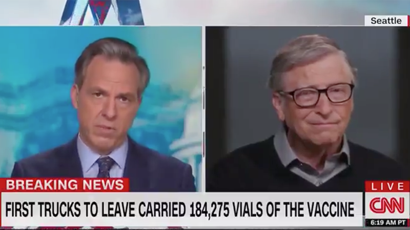 Watch: Bill Gates Says Lockdowns Should Carry On Into 2022 [VIDEO]