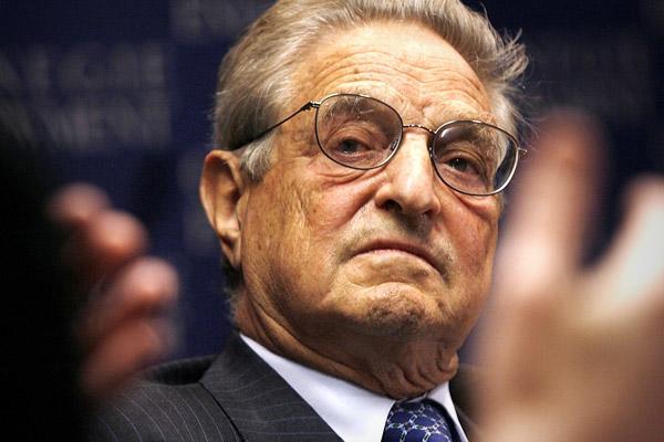 George Soros schießt gegen Angela Merkel