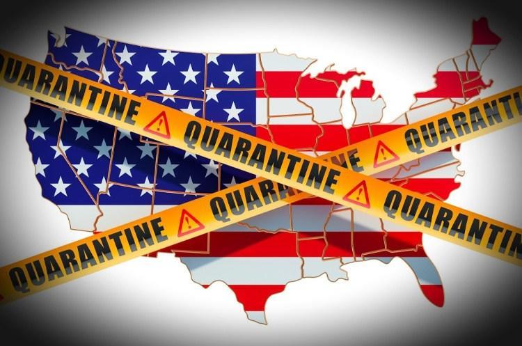 When Will Authorities 'Lockdown' America (& How Long Will ...