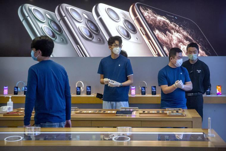 Понижение рейтинга Apple - лишь верхушка айсберга, когда дело доходит до снижения прибылей