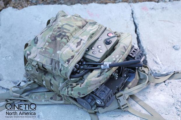 New Battlefield 2020.Next Generation Back Packable Robots Slated To Enter Modern