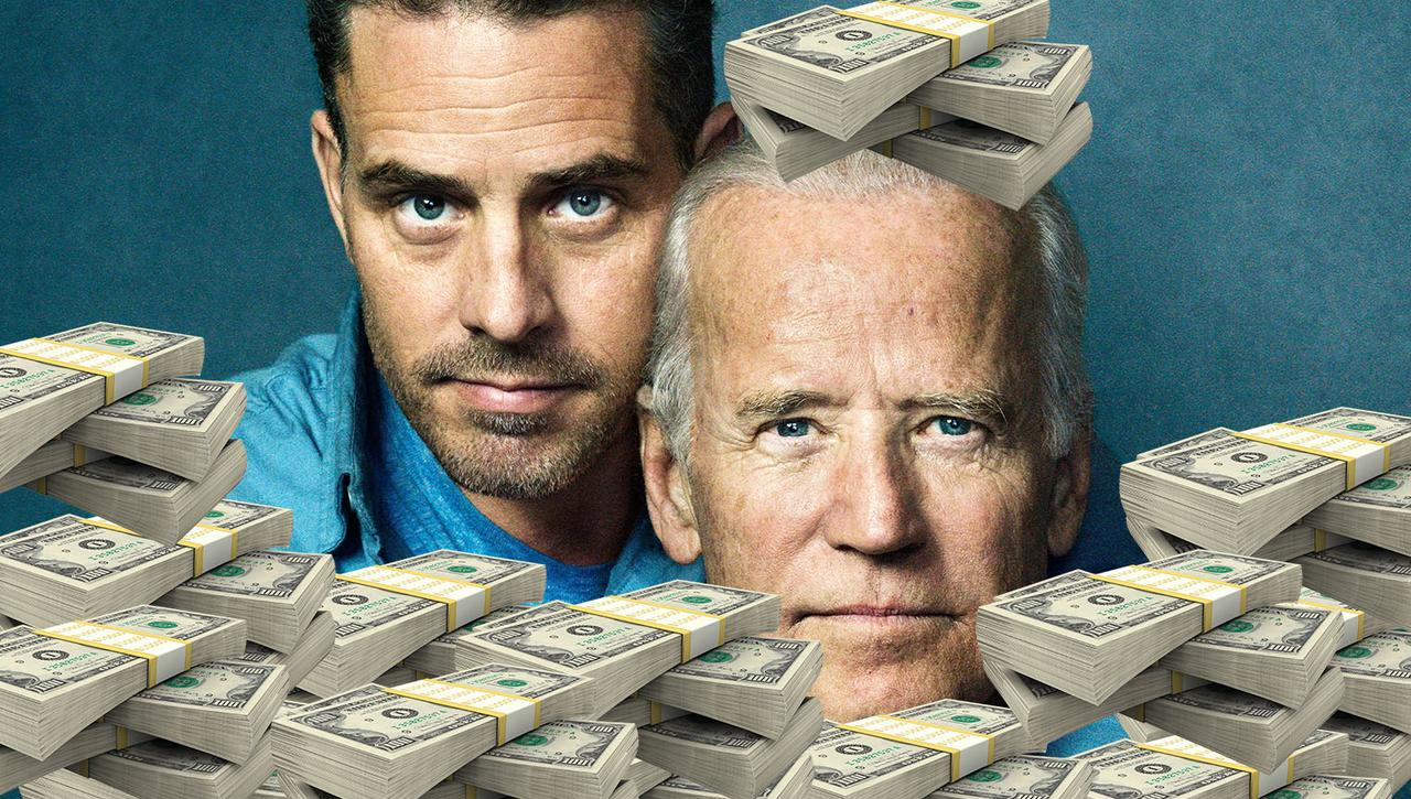 Biden Funneled $1.8 Billion To Ukraine While Son Bagged ...