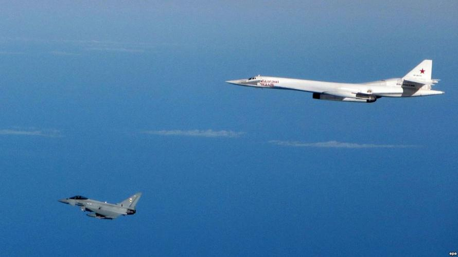 Russian Long-Range Bombers Intercepted In Canadian Air