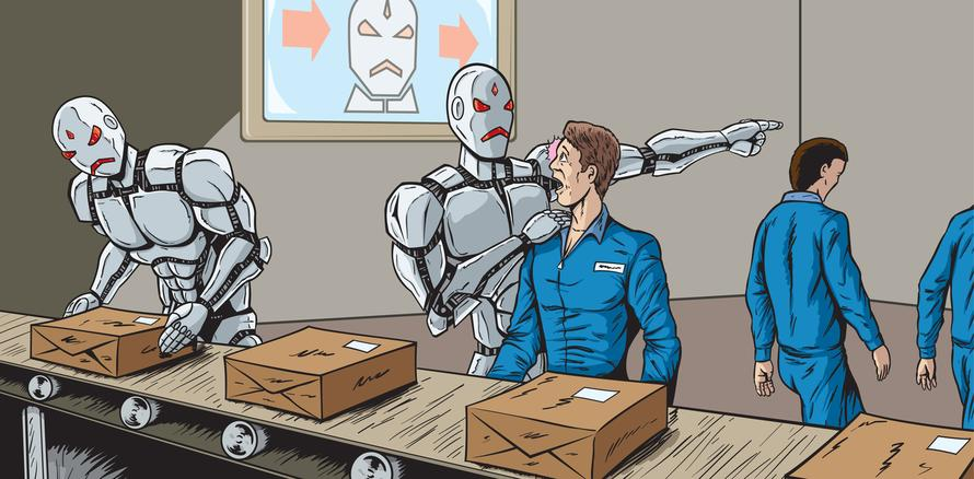 Record Number Of Robots Replaced Humans In 2018 | Zero Hedge