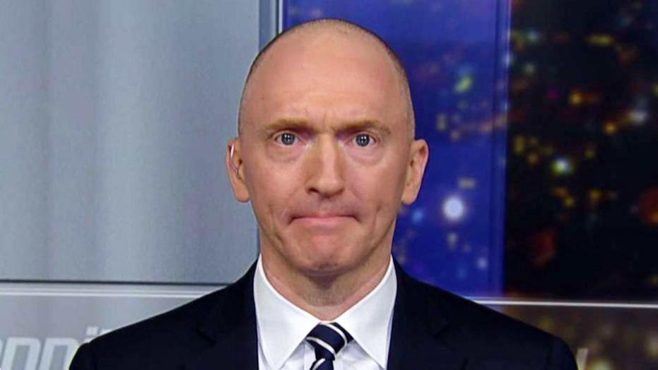 Carter Page Sues Comey, DOJ And Others For $75 Million Over Crossfire  Hurricane Abuse – Finanz.dk