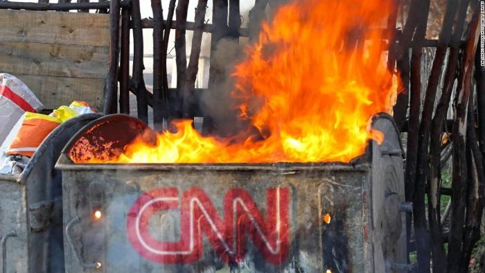 CNN Lays Off Staffers After Massive Ratings Drop | Zero Hedge