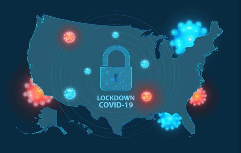 Another Study Shows—Yet Again—That Lockdowns Don't Work