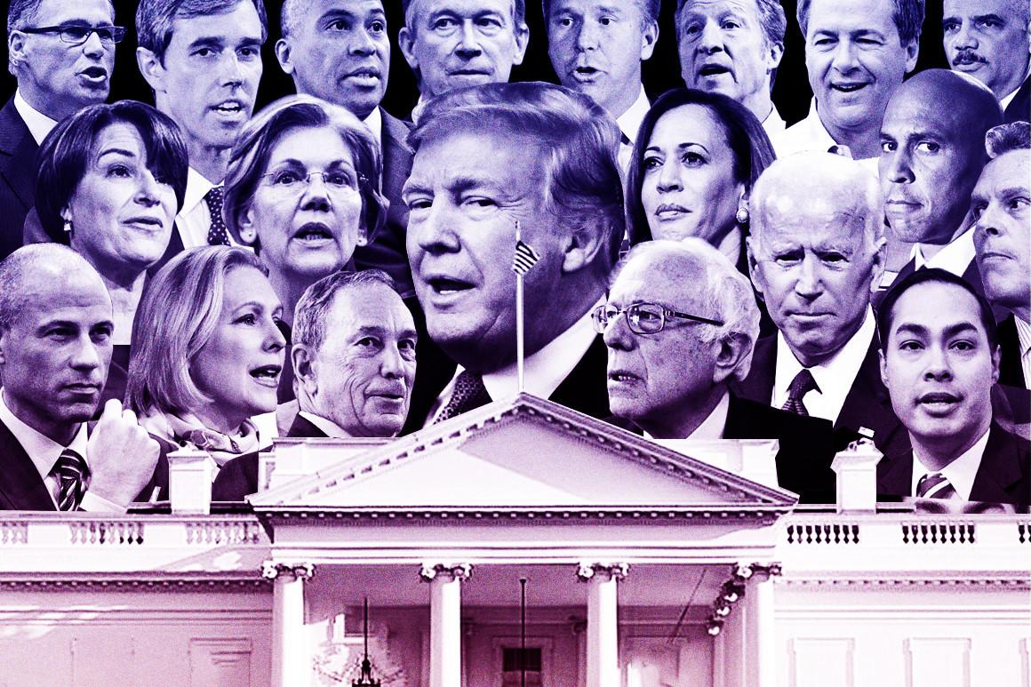 Who Is Running For President In 2020 (So Far)? | Zero Hedge