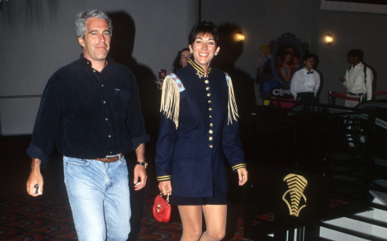Ghislaine Maxwell May Appear In Court As Soon As Friday Epstein%20maxwell%201995_2_1