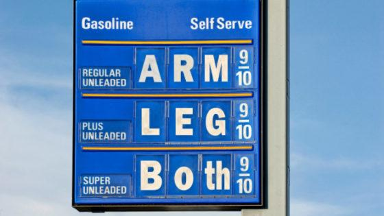Gas Prices In California >> Ca Logic Raise Gas Taxes Then Demand An Investigation Into Why Gas