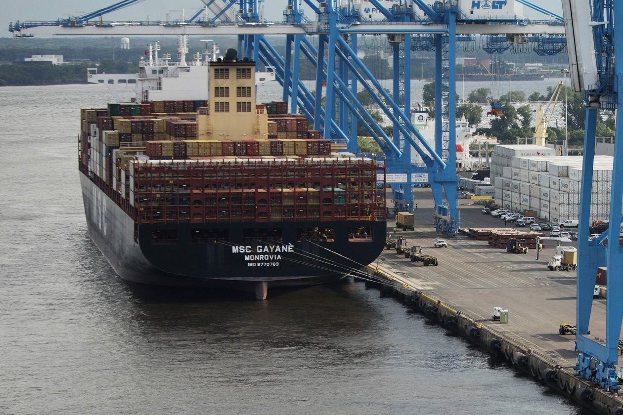 Ship Seized In Record $1 3 Billion Cocaine Bust Belongs To JPMorgan