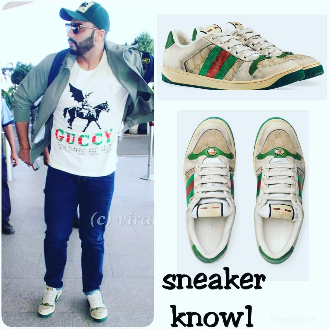 3f6cde0bb21 Gucci Is Selling  870 Sneakers That Look Dirty