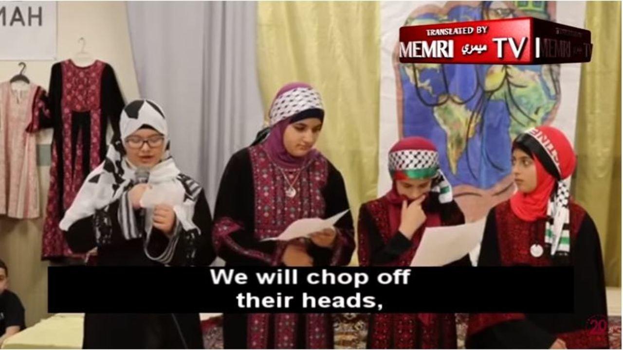 Children At Philadelphia Muslim Society Say They Will