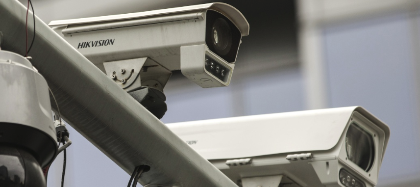 Chinese Security Cameras Banned For Spying Are Nearly
