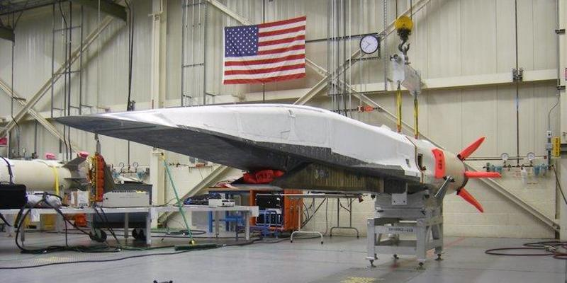 DARPA Prepares To Test Hypersonic Weapons In 2019   Zero Hedge