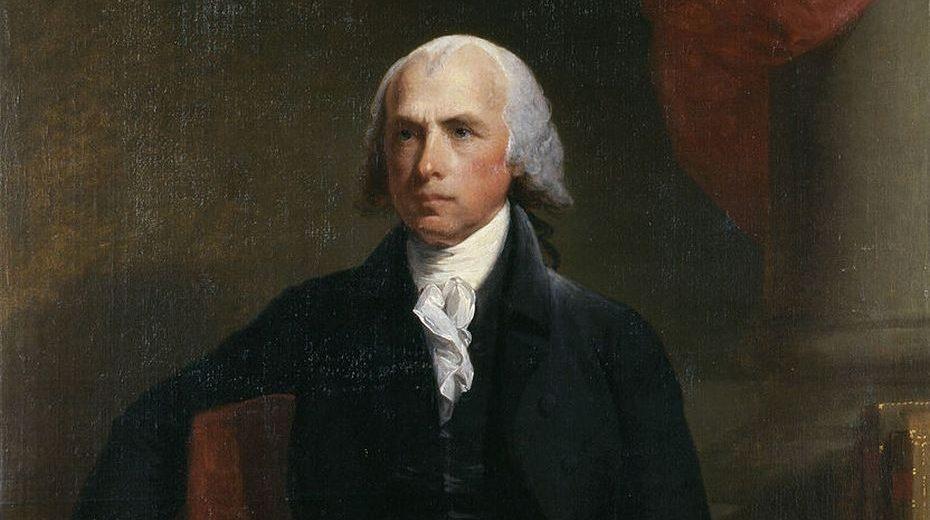 James Madison 1787