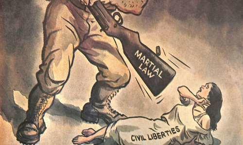 Smith: Martial Law Is Unacceptable Regardless Of The Circumstances –  Finanz.dk