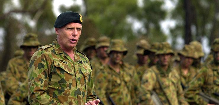 """Australische Gesetzgeber prognostiziert in """"drei bis vier"""" Jahren sind die USA und China im Krieg"""