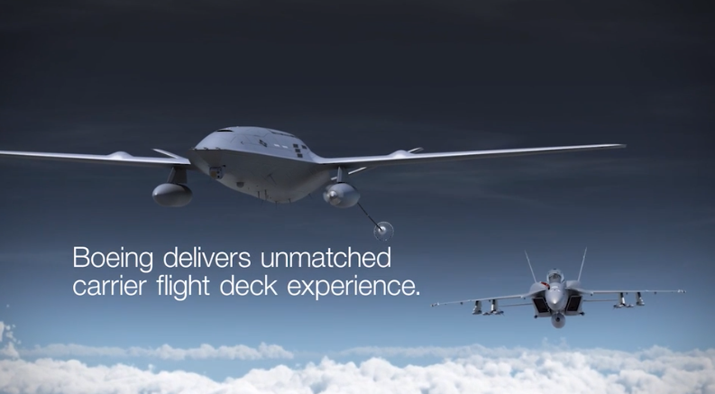MQ-25 Stealth Drone First Flight Could Be One Month Away