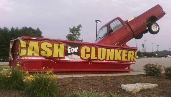 Cash For Clunkers >> Cash For Clunkers Yet Another Way Government Increased The Cost Of