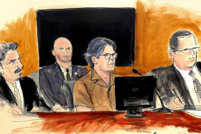 NXIVM: Graphic Details Of Sex-Slaves And Pedophilia Heard As Raniere