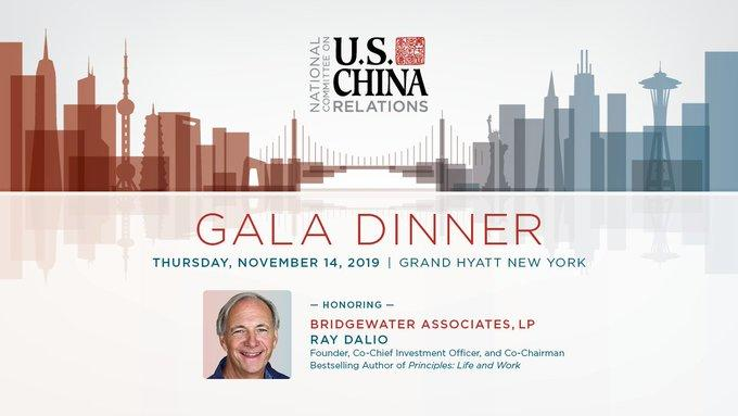 Bridgewater's Ray Dalio Warns Of US-China Capital War | Zero