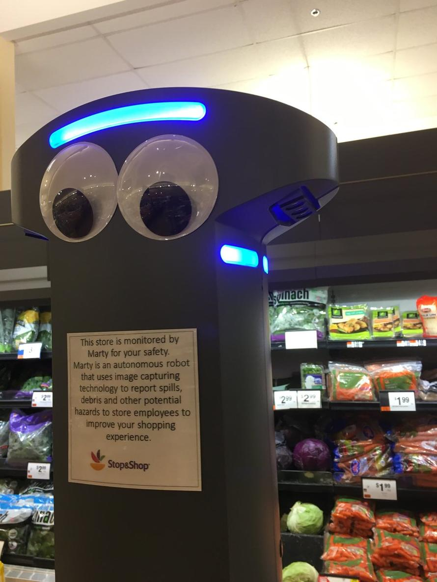 Automating Retail: Googly-Eyed Robots Are Coming to Nearly