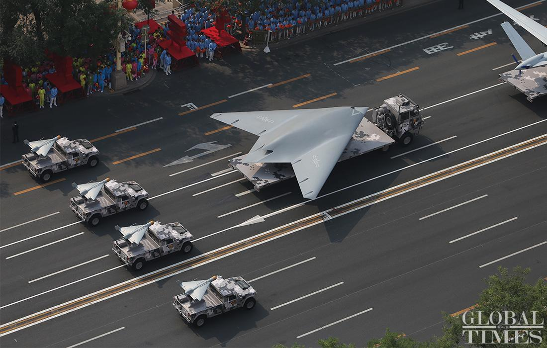 China's Largest Ever Military Parade