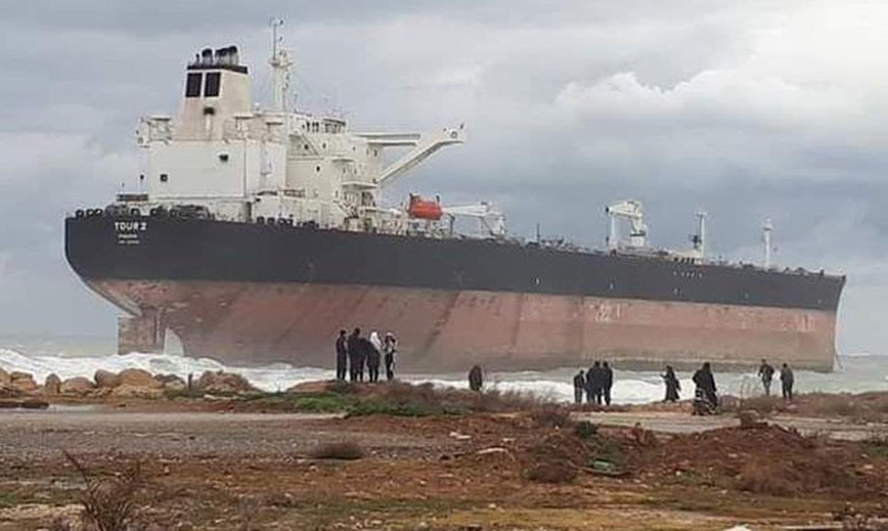 Iran Just Delivered 1M Barrels Of Oil To Fuel-Starved Syria By