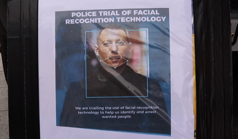 Congratulate, what Obscuring facial recognition