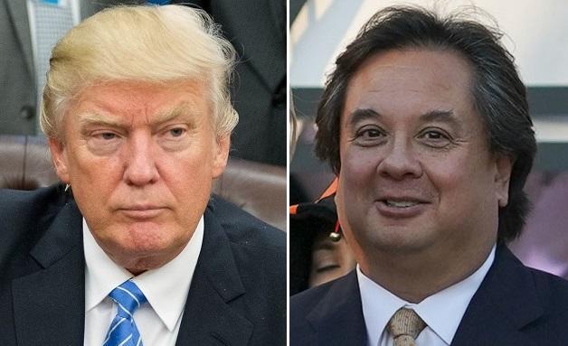 """A Total Loser!"""": Trump Slams Kellyanne Conway's """"Jealous"""" Husband"""
