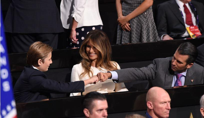 https://www.zerohedge.com/s3/files/inline-images/trump%20jr%20barron%20melania%20fist%20bump.JPG?itok=os1iXyV3